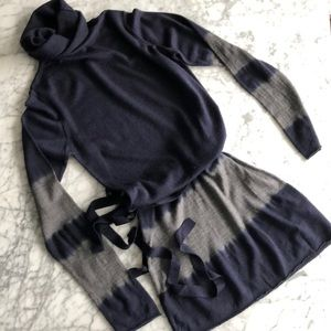 Armani Jeans 100% Wool Dress